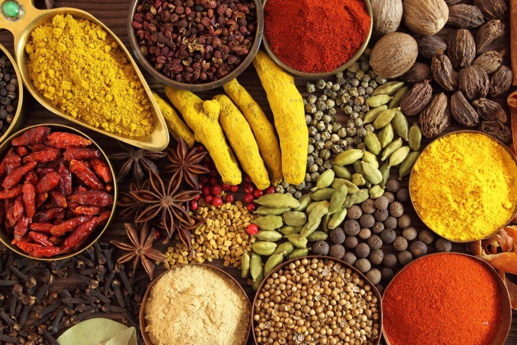 Cuisine & Spice - Making Cooking Nutritious and Healthy